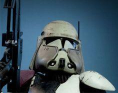 Star Wars Bakara helmet DIY* 3-D paper model kit #214