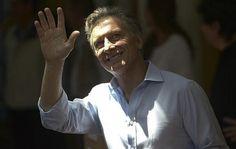 El antiperonista Mauricio Macri pide las llaves de la Casa Rosada   HONDURAS POSITIVA   Lo mejor de mi país