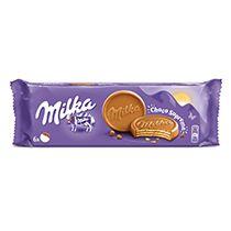 Milka Oreo, Milka Chocolate, Dairy Milk Chocolate, Chocolate Lava Cake, Lava Cake Recipes, Lava Cakes, Biscuits, Toblerone, Dessert Drinks