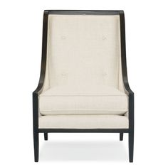 Bernhardt Henderson chair. many wood options and hundreds of fabric options available