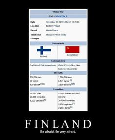 Historically, Finland lost the Russo-Finnish Winter War. This is a Winter War Alternative History where Finland wins! The 1975, Funny Images, Funny Pictures, Funny Pics, Hilarious, Finnish Language, Nerd, Soviet Union, Helsinki