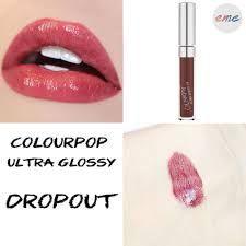 colourpop ultra glossy lip DROPOUT - Google Search