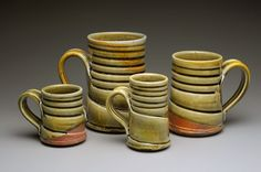 New Work :: Mugs :: Tom White Pottery