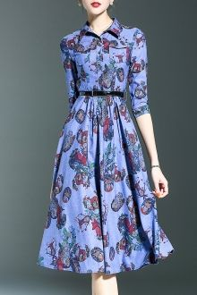 Midi Dresses - Shop Long Sleeve   Floral Midi Dresses Online  c5aa60a0d6d9