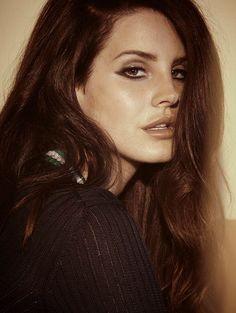 """ Lana Del Rey photographed by Francesco Carrozzini. """