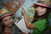 My Father's World Exploring Countries and Cultures Week by Week Blog MFW, ECC