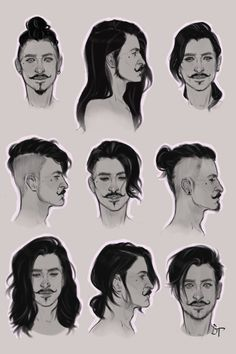 Practicing different hairstyles with this beautiful bastard - dorian pavus, dragon age:inquisition