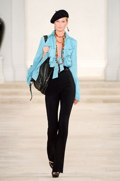 Spring Fashion 2013: 199 runway photos of the top 15 trends for the season « fashionmagazine.com