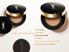 The Beauty News: YSL Le Cushion Encre de Peau SPF 23