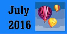 Our July 2016 newsletter is now online and includes links to educational games for students, how to use Google's advanced search operators with Infotopia and Kidtopia, July events and holidays, and ideas about science fair projects.  Be sure to share our web sites and newsletters with new teachers!  Contact us if you have any ideas or resources that you need for the school year!  (bell@infotopia.info)