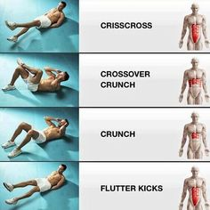 ab workouts you can do anywhere for that toned and tight tummy.