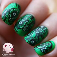 PiggieLuv: Read what I have to say about Kiss nail art pens