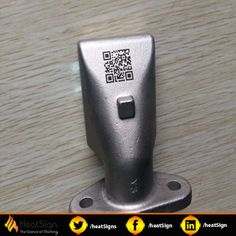 In the manufacturing world, . When it comes to knowing exactly where your valuable parts are, you want to make sure that the code is clear and correct. And there's one excellent way of doing that: #FiberLaserMarkingMachines and engravers bit.ly/23bHhC9
