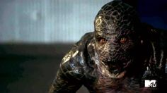 Kanima- Jackson we get it you still think you're attractive a a freaking lizard thing