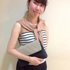 Treasures purse for Papillonner Japan www.treasures-design.com
