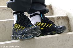 day 286: Nike TN Air Max Plus #nike #tn #niketn #airmaxplus #nikeairmaxplus #sneakers - DAILYSNEAX