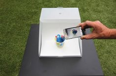 This Portable Box Allows You To Take Professional Studio Photos Using Your Smartphone - https://technnerd.com/this-portable-box-allows-you-to-take-professional-studio-photos-using-your-smartphone/?utm_source=PN&utm_medium=Tech+Nerd+Pinterest&utm_campaign=Social