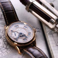 The Quartime watch by Konstantin Chaykin.