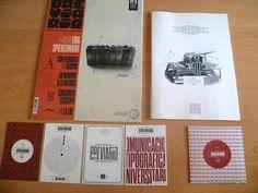 Breviario Magazine - Editorial Design by Boris Vargas Vasquez, via Behance