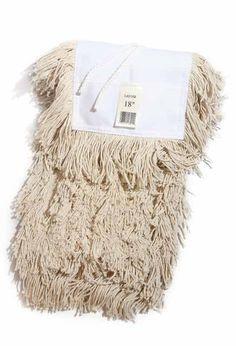 Dust mop refill: Cotton dust mop refill