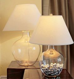 Bacchus lamp from Pottery Barn. simply love them!