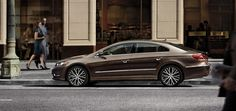 2014 VW CC - The only thing conservative about the CC is the price