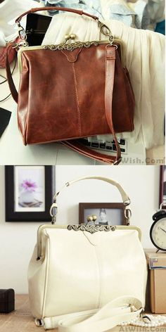 Cheap Retro Hollow Satchel Tote Shoulder Bag & Handbag For Big Sale!Retro Hollow Satchel Tote Shoulder Bag can be used of handbag or shoulder bag.Retro design is most popular in the year. Unique Handbags, Fall Handbags, Satchel Handbags, Handbags On Sale, Fashion Handbags, Purses And Handbags, Black Shoulder Bag, Large Shoulder Bags, Canvas Shoulder Bag