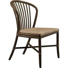 McGuire Furniture: Ulloa Chair: JSC290gg