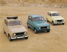 Renault 4 - A true classic