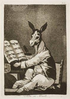 Goya en El Prado: Asta su Abuelo, 1797-99