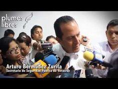 """Bermúdez, el súper Policía de Duarte, dijo ante el Congreso de Veracruz: """"pinches medios"""""""