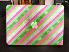 #washi #laptop