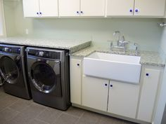 laundry room remodel...