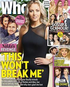 @whomagazine #magazines #covers #2016 #October #celebrity  #Glamour
