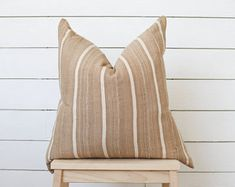 Modern Farmhouse Vintage Pillow