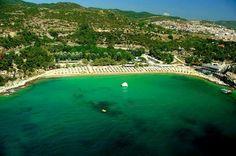 Batis beach Kavala