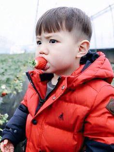 Tae oh! Cute Asian Babies, Korean Babies, Asian Kids, Cute Babies, Toddler Boy Haircuts, Toddler Boys, Baby Kids, Baby Boy, Tae Oh