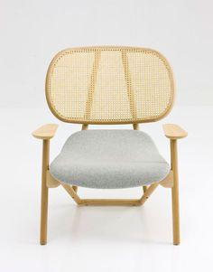 Klara armchair by Patricia Urquiola.