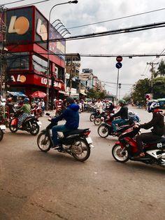 Hi Chi Minh City, Vietnam