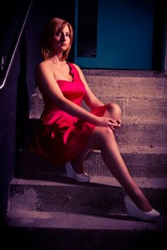 Shooting Treppe
