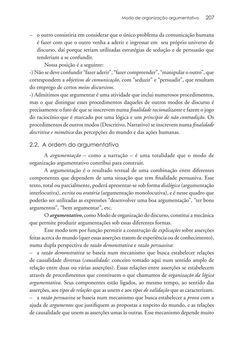 Página 207  Pressione a tecla A para ler o texto da página