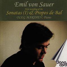 """Del álbum """"Sauer:Sonatas (I) & Propos de Bal"""" por Oleg Marshev en Napster"""