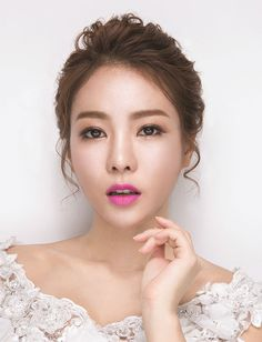 J By Loistaa Korean Bridal Hair Makeup Korean Wedding Photography                                                                                                                                                                                 More
