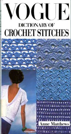Vogue Dictionary of Crochet Stitches (incluye tunesino) - Natty Coello - Álbuns da web do Picasa