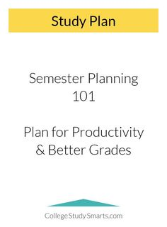 Six-month plan for productivity and best grades – Smart Study College – Wanderlust College Semester, College Schedule, Study Schedule, College Planner, Exam Study Tips, Study Skills, Study Hacks, Study Ideas, Student Studying