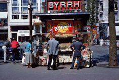 Colour photographs of Paris, 1960s | vintage everyday