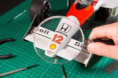 All of our scale models are accurate replicas, with high levels of detail! What will you build this year?