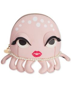 Betsey Johnson Octopus Cosmetics Case