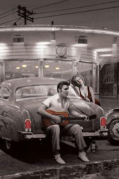 Legendary Crossroads Chris Consani Elvis Marilyn Cars Mov...