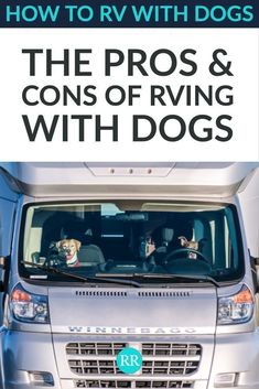 4ba59ed380 Pros and Cons of Rving with Dogs